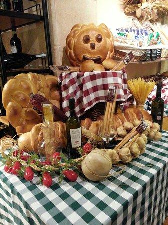 Brek: L'angolo del pane veramente sfizioso