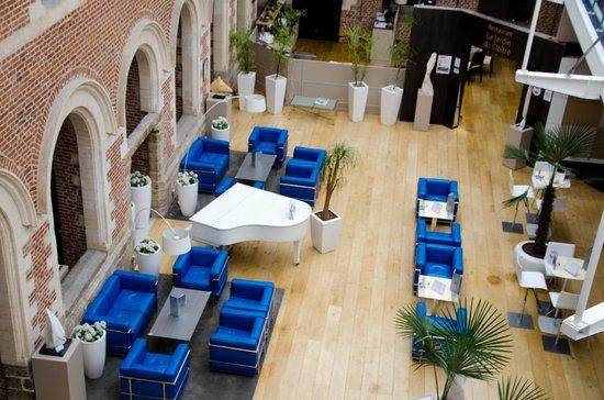 Couvent des Minimes - Alliance Lille : Le piano bar