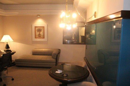 Bourbon Curitiba Convention Hotel: Sala