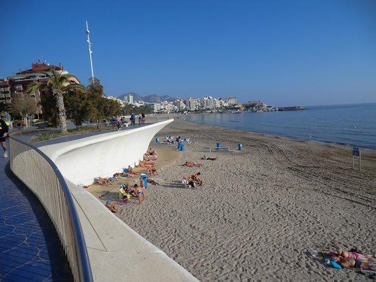 Carlos I Hotel: strand jan 2014