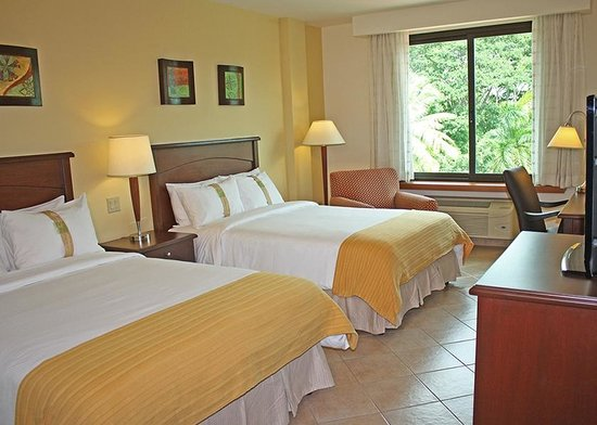 Holiday Inn Panama Canal: Double Room