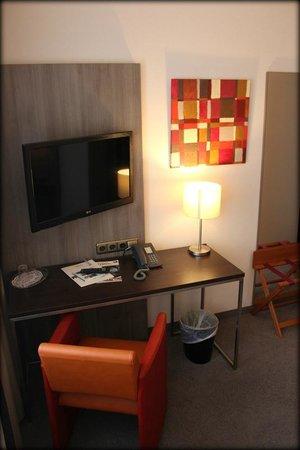 City Hotel Duesseldorf: Innenausstattung