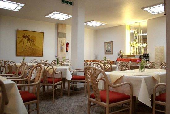 City Hotel Duesseldorf: Speisesaal