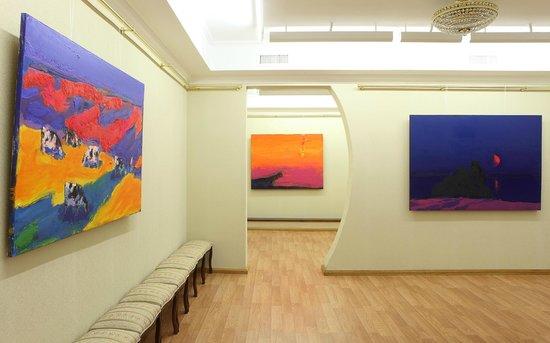 Art Gallery Mystetska Zbirka: Exhibition of Anatoliy Kryvolap