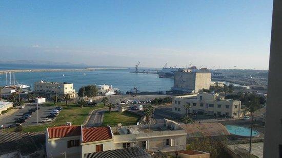 Lato Boutique Hotel: вид на порт Pireus