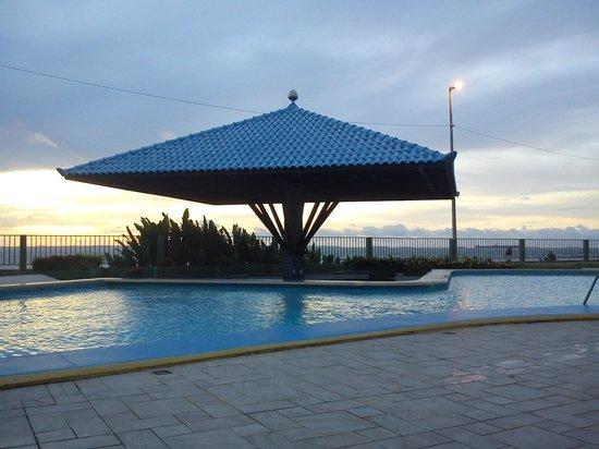 Rio Poty Hotel Sao Luis: Final de tarde na piscina