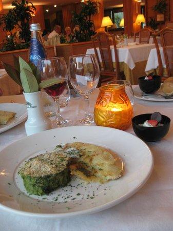 Poiano Resort Hotel: eccellente il ristorante e panoramico