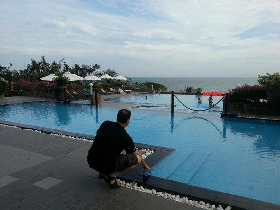 Romana Resort & Spa: Infinity pool