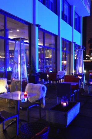 Original Sokos Hotel Tapiola Garden: Outside Terrace