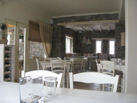 Vencia Hotel: Breakfast area