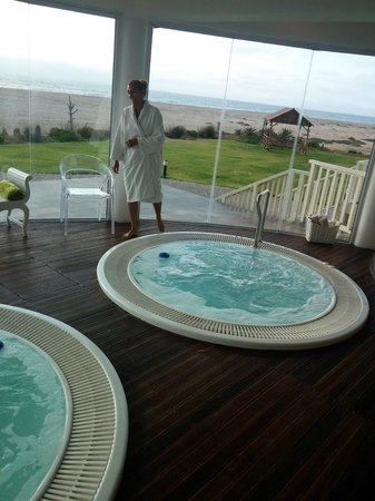 SeaSide Hotel and Spa: spa and jucuzzi awesome