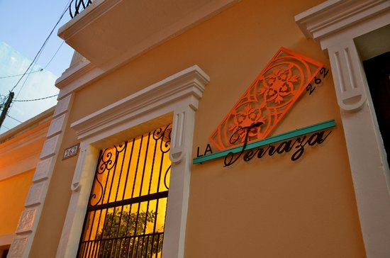 La Terraza de San Juan: La Terraza.  A Beautiful B&B in the heart of Old San Juan!