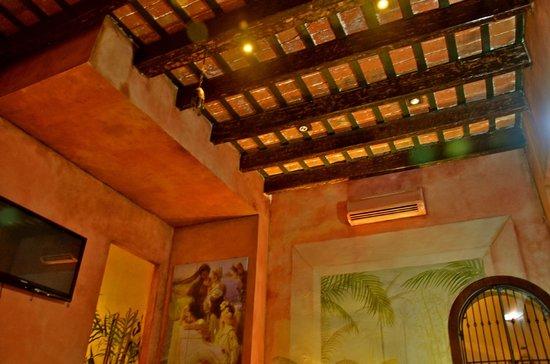 La Terraza de San Juan: B&B with lovely architectural details