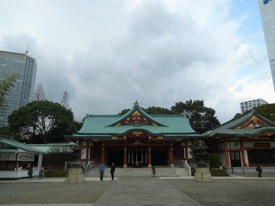 Hie Shrine : 日枝神社
