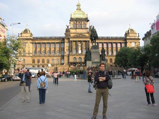 Wenceslas Square: площадь
