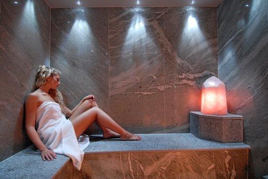 Hotel & Spa Cacciatori: Dampfbad