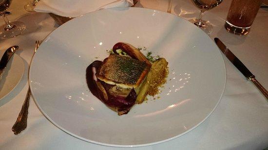 Restaurant Anna Sacher: Codfish