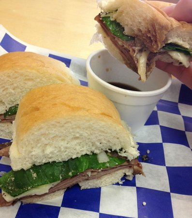 Sergeant Major's : French Dip
