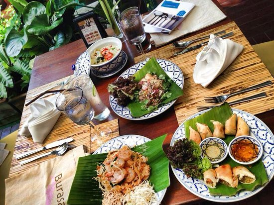 Burasari Resort : Food we cooked using their lessons, Super tasty