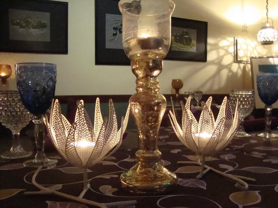 Oliveira Dourada: velas
