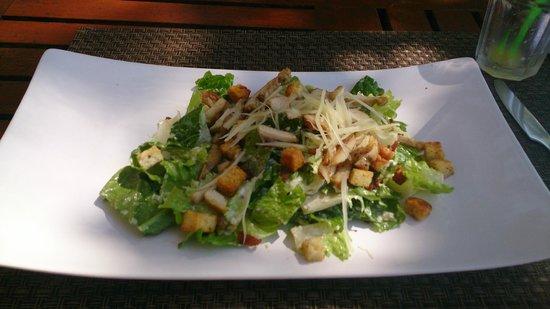 Centara Koh Chang Tropicana Resort: cæsar salat