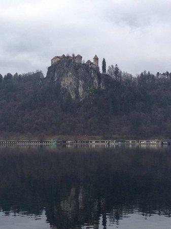The Millhouse: Bled Castle Dec '13