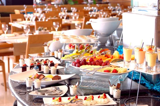 Restaurante Oasis: Buffet