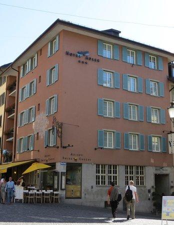 Hotel Adler Zurich : Hotel Adler