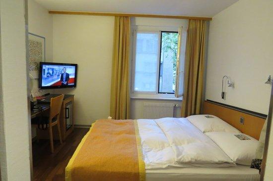 Our Room at Hotel Adler
