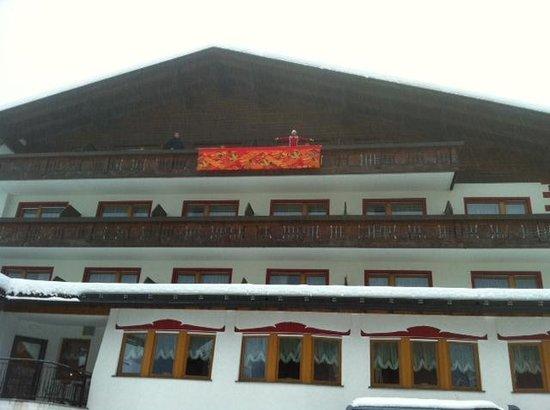 Hotel Jan Maria : Bandiera olimpica Jan Maria