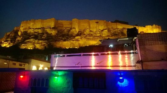King's Retreat Jodhpur: View which makes you crazy