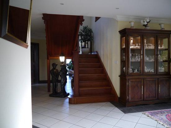 Mountain View B & B: Hallway