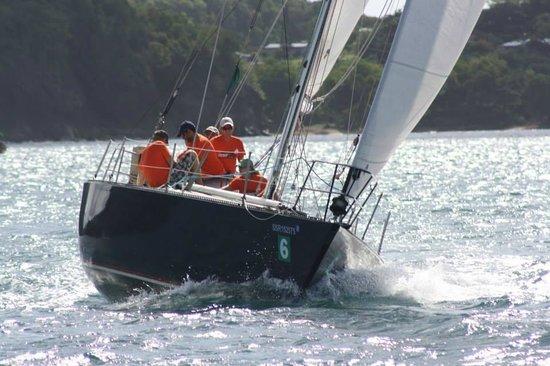 First 4 Sail