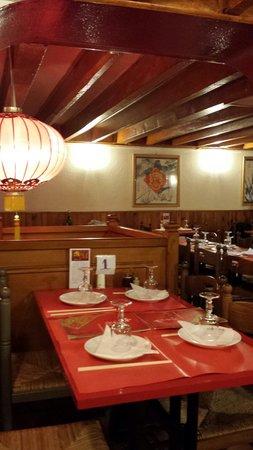 Delice de Shandong: La salle
