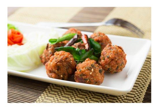 Nalin Kitchen: Deep-fried spiced pork balls