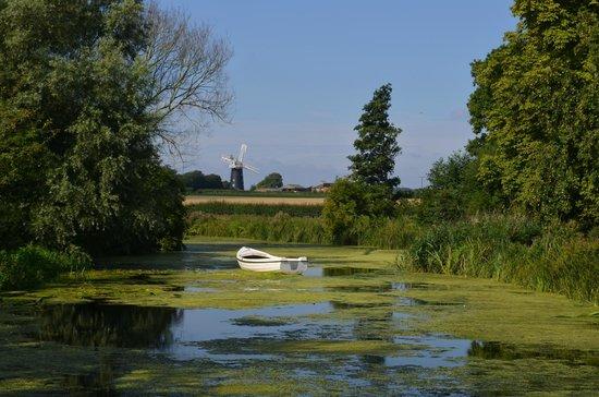 Pakenham, UK: The millpond