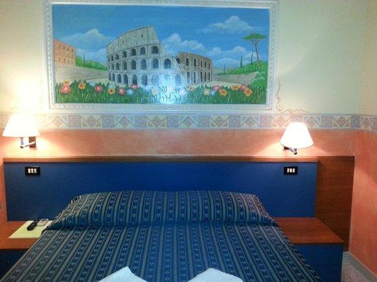 Hotel Ginevra: THE ROOM