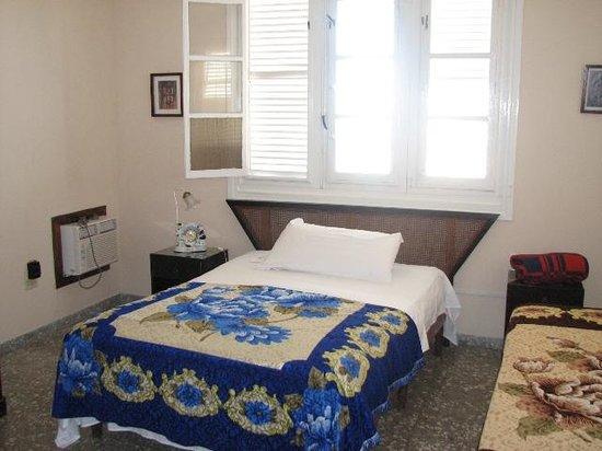 Vik & Mar : habitacion