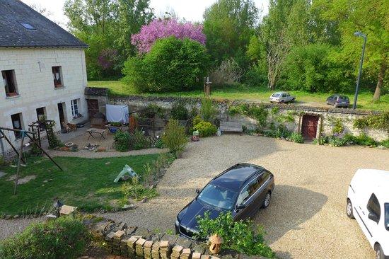 Le Petit Hureau: garden