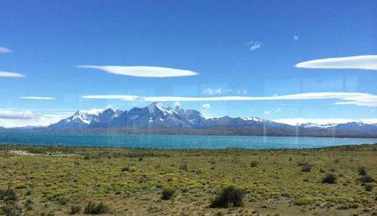 Tierra Patagonia Hotel & Spa: View