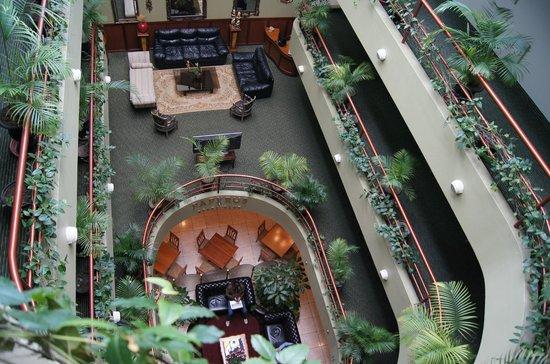 Faraona Grand Hotel : Atrio