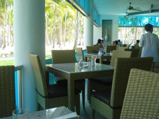 Hotel Riu Palace Macao: Almuerzo