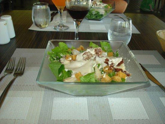 Hotel Riu Palace Macao : Almuerzo