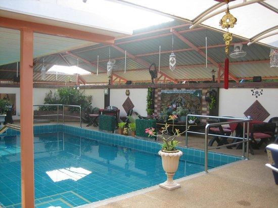 Udon Thai House Thomas Resort & Hotel: Small Pool