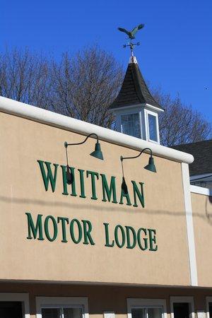 Whitman Motor Lodge's Cupola