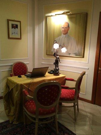 Residenza Paolo VI: Уют везде и во всем.