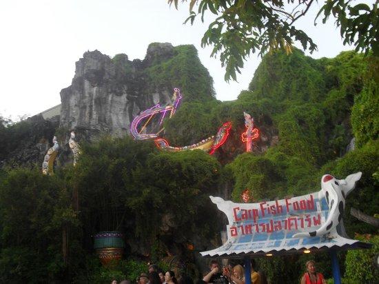 Phuket FantaSea: As you arrive