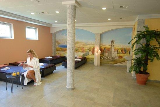 Hotel & Spa Cacciatori: Ruheraum