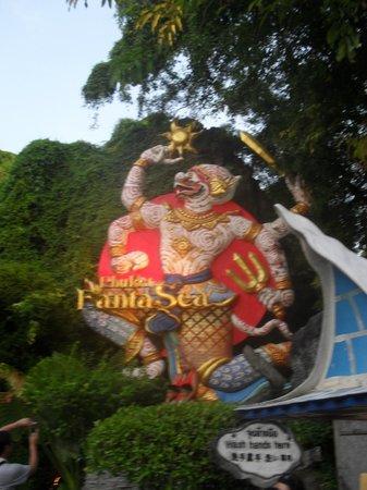 Phuket FantaSea: Welcome to PhuketnFantasea