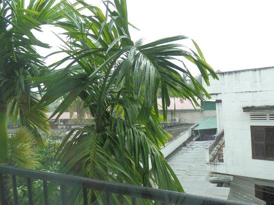 Tara Angkor Hotel: view from room